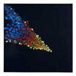 Light  Rain #12, Raining Light (study) 50 x 50cm oil on canvas 2016 $600
