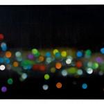 Light  Rain #13, Spoke to the Mountain 35 x 50cm oil on canvas 2016 $420